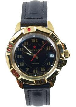 Российские наручные  мужские часы Vostok 439123. Коллекция Командирские