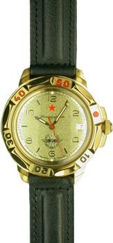 Российские наручные  мужские часы Vostok 439451. Коллекция Командирские Классика