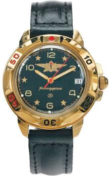 Российские наручные  мужские часы Vostok 439452. Коллекция Командирские