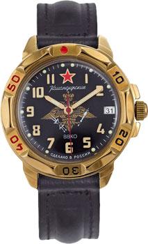 Российские наручные  мужские часы Vostok 439632. Коллекция Командирские