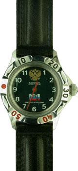 Российские наручные  мужские часы Vostok 591857. Коллекция Командирские