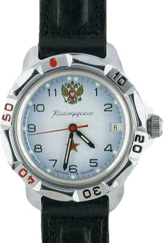 Российские наручные  мужские часы Vostok 811323. Коллекция Командирские Классика