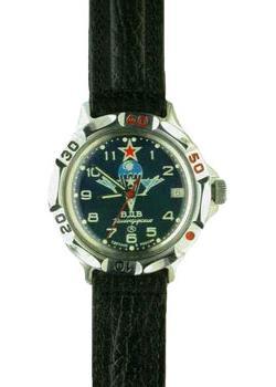 Российские наручные  мужские часы Vostok 811818. Коллекция Командирские
