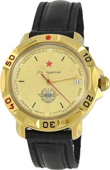 Российские наручные  мужские часы Vostok 819451. Коллекция Командирские Классика