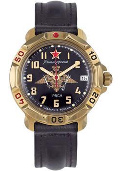 Российские наручные  мужские часы Vostok 819631. Коллекция Командирские Классика