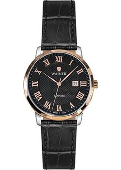 Швейцарские наручные  женские часы Wainer WA.11288A. Коллекция Venice