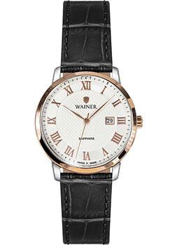 Швейцарские наручные  женские часы Wainer WA.11288C. Коллекция Venice