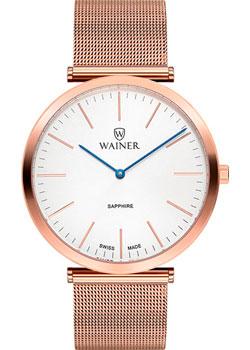 Швейцарские наручные  женские часы Wainer WA.11321A. Коллекция Venice