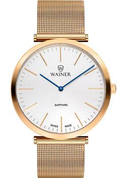 Швейцарские наручные  женские часы Wainer WA.11321C. Коллекция Venice
