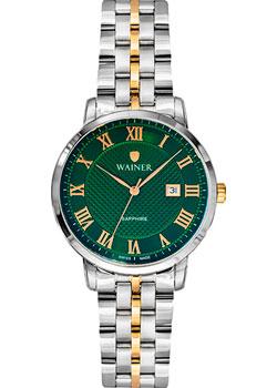Швейцарские наручные  женские часы Wainer WA.11377A. Коллекция Venice