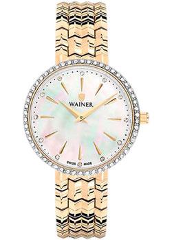 Швейцарские наручные  женские часы Wainer WA.11942A. Коллекция Venice