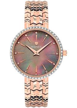 Швейцарские наручные  женские часы Wainer WA.11942C. Коллекция Venice
