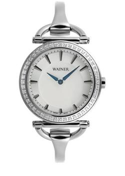 Швейцарские наручные  женские часы Wainer WA.11956E. Коллекция Venice