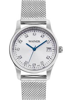 Швейцарские наручные  женские часы Wainer WA.13499C. Коллекция Venice