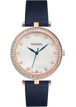 Швейцарские наручные  женские часы Wainer WA.15482B. Коллекция Venice