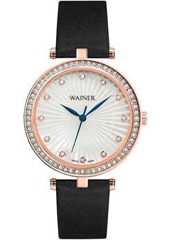 Швейцарские наручные  женские часы Wainer WA.15482D. Коллекция Venice