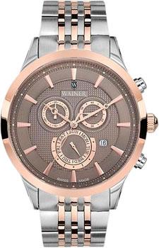 Швейцарские наручные  мужские часы Wainer WA.15926A. Коллекция Wall Street от Bestwatch.ru