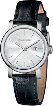 Швейцарские наручные  женские часы Wenger 01.1021.117. Коллекция Urban Classic Vintage