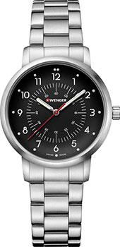 Швейцарские наручные  женские часы Wenger 01.1621.114. Коллекция Avenue.