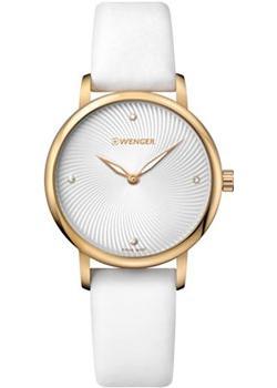 Швейцарские наручные  женские часы Wenger 01.1721.101. Коллекция Urban Donnissima