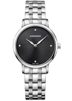 Швейцарские наручные  женские часы Wenger 01.1721.105. Коллекция Urban Donnissima