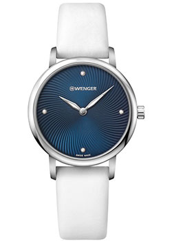 Швейцарские наручные  женские часы Wenger 01.1721.106. Коллекция Urban Donnissima