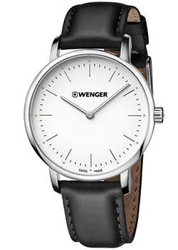 Швейцарские наручные  женские часы Wenger 01.1721.110. Коллекция Urban Classic Lady