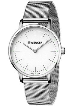 Швейцарские наручные  женские часы Wenger 01.1721.111. Коллекция Urban Classic Lady