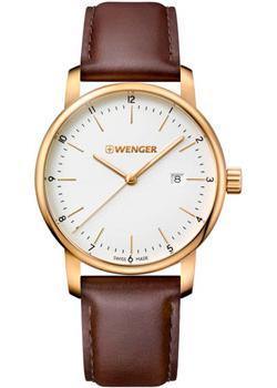 Швейцарские наручные  женские часы Wenger 01.1741.108. Коллекция Urban Classic