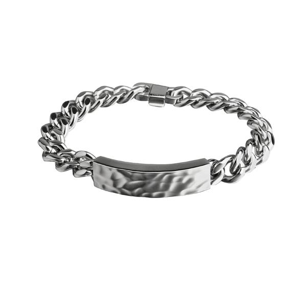 Описание: Мужские серебряные браслеты