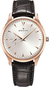 Швейцарские наручные мужские часы Zenith 18.2010.681_01.C498