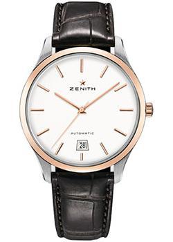 Швейцарские наручные мужские часы Zenith 51.2020.3001_01.C498