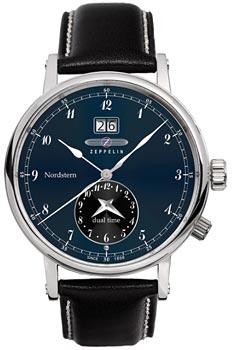 Купить Часы мужские Наручные  мужские часы Zeppelin 75403. Коллекция Nordstern  Наручные  мужские часы Zeppelin 75403. Коллекция Nordstern
