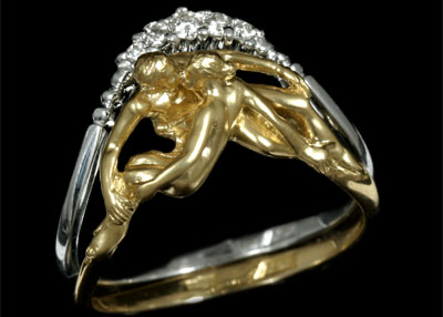 Золотое кольцо  11360