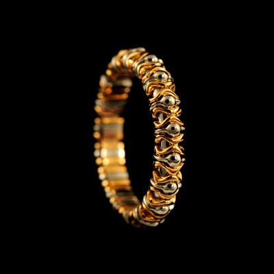 Золотое кольцо 11490 фото