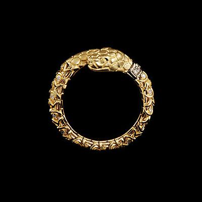 Золотое кольцо  12440 от Ювелирное изделие