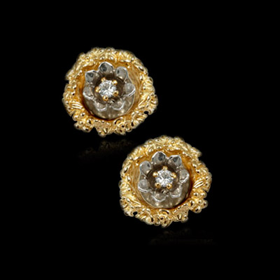 Золотые серьги  20220 от Ювелирное изделие