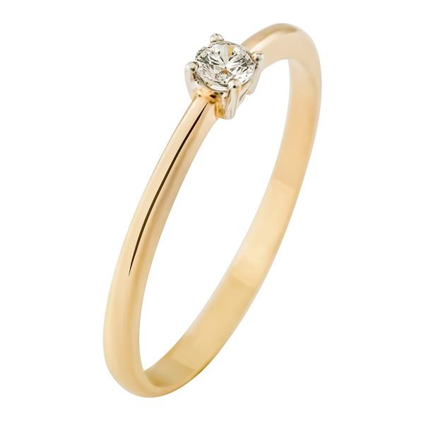 Золотое кольцо K130