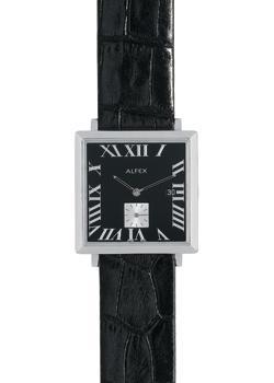 fashion наручные  мужские часы Alfex 5479-610. Коллекция Flat line