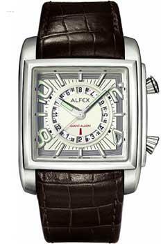 fashion наручные  мужские часы Alfex 5587-645. Коллекци Mechanical