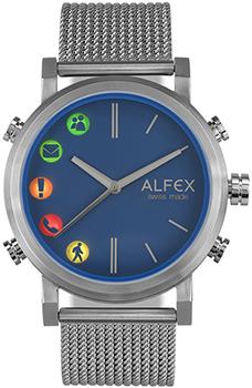 fashion наручные  мужские часы Alfex 5765-941. Коллекци Connect