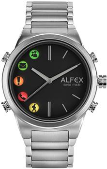 fashion наручные  мужские часы Alfex 5766-052. Коллекци Connect