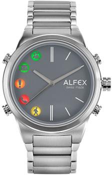 fashion наручные  мужские часы Alfex 5766-734. Коллекци Connect