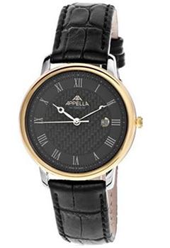 Швейцарские мужские часы Appella 4305-2014