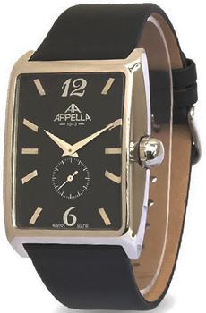 Швейцарские наручные  мужские часы Appella 4339-3014. Коллекция Classic Bestwatch 9270.000