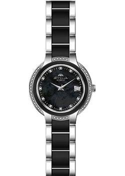 Швейцарские наручные женские часы Appella 4392.43.1.0.04. Коллекция Ceramic