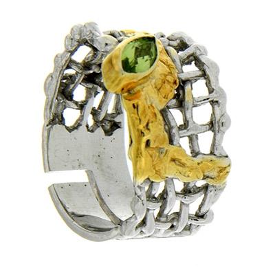 Серебряное кольцо  1080h