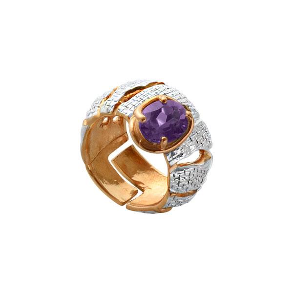 Серебряное кольцо  1085a