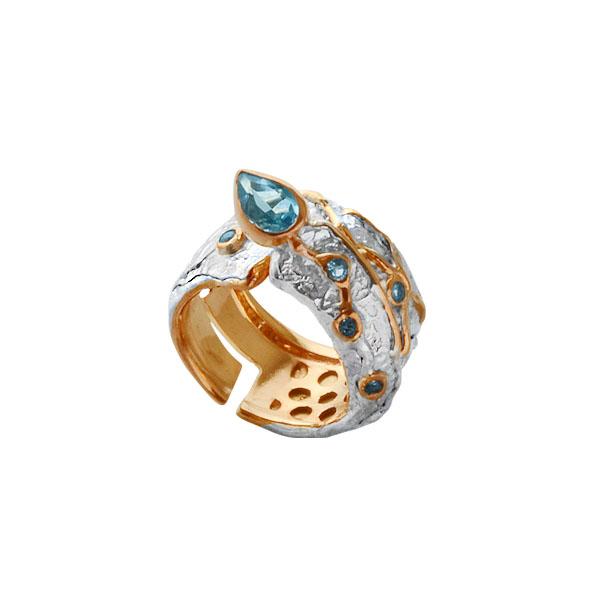 Серебряное кольцо  1088t