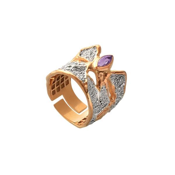 Серебряное кольцо  1092a